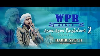 Video Habib Syech - Asam Asam Bersholawat 2 MP3, 3GP, MP4, WEBM, AVI, FLV Juni 2018