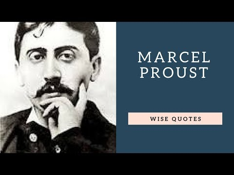 Happiness quotes - Marcel Proust Saying & Quote  Positive Thinking & Wise Quotes Salad  Motivation  Inspiration