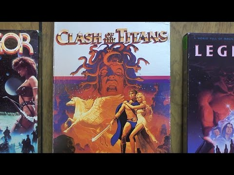Clash Of The Titans (1981) Monster Madness X Movie Review #22