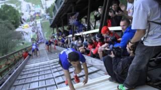 Red Bull 400: The hardest 400m Run in Europe