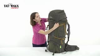 Универсальный туристический рюкзак Tatonka Karas 70+10