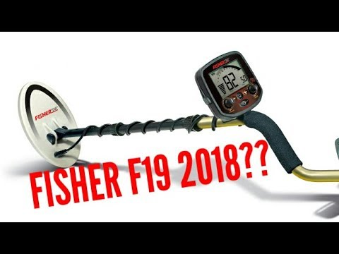 Fisher F19 Metal Detector 2018 Tutorial/Trial!!!