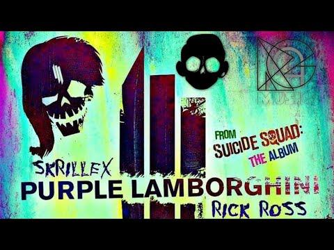 Skrillex Rick Ross Purple Lamborghini Zomboy Remix