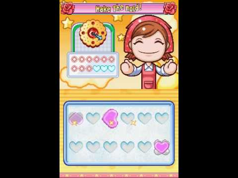 Let Play Cooking Mama 3 Shop & Chop Episode 1