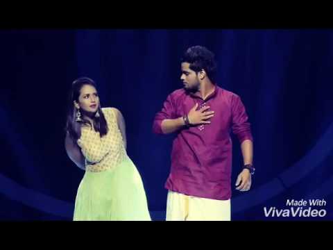 Video Kukku & Ramya Romantic performance in D3 mazhavil manorama tv chanel. download in MP3, 3GP, MP4, WEBM, AVI, FLV January 2017
