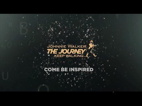 Johnnie Walker The Journey 2014