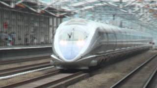 東海道・山陽新幹線 のぞみ 500系