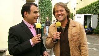 René Strickler Conversó Desde Los Pasillos De Televisa - Stickler At Televisa - Despierta América