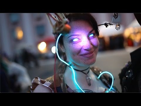 The Steampunk World s Fair 2015