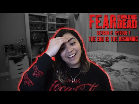"""Fear TWD Season 6 Episode 1 """"The End is the Beginning"""" 6x01 REACTION!!!"""