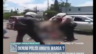 Video Jangan Dicontoh, Oknum Polisi Ikut Mengahajar Pengemudi Ugal-ugalan - BIS 07/03 MP3, 3GP, MP4, WEBM, AVI, FLV Mei 2017