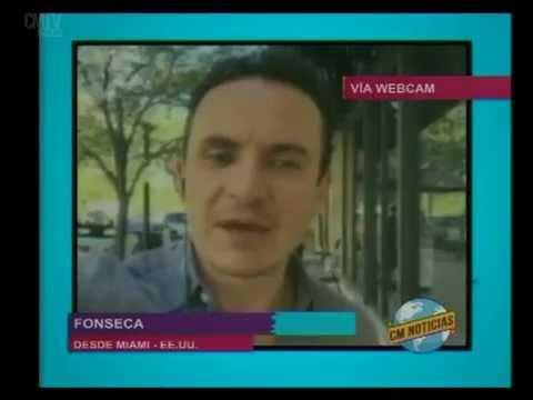 Fonseca video Entrevista vía Skype - Noviembre 2015