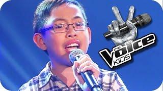 Download Lagu Clown - Emeli Sandé (Dave) | The Voice Kids 2015 | Blind Auditions | SAT.1 Mp3