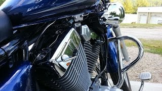 2. Yamaha V Star 250 Dam Ride and Review