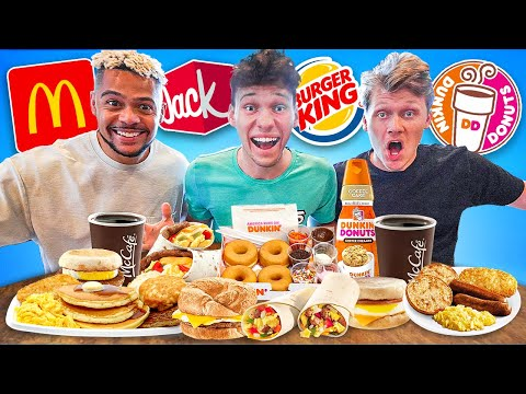 Who Makes The Best Fast Food BreakFast 🥞