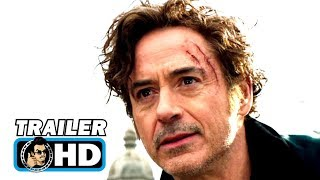 DOLITTLE Official Trailer (2020) Robert Downey Jr. Movie by JoBlo Movie Trailers
