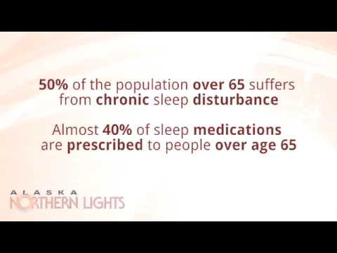 Improving Sleep for Seniors — Light Therapy Tip