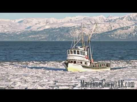 Maritime Lawyer – Anchorage Alaska. Admiralty Attorney AK.