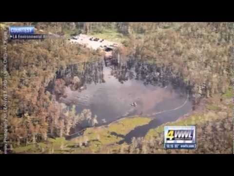 Louisiana - http://www.bayoubuzz.com/louisiana-news/louisiana-local-news/item/335168-increased-seismic-activity-halts-work-at-giant-louisiana-sinkhole http://www.wwltv.c...