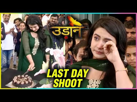 Meera Deosthale Aka Chakor EMOTIONAL BREAKDOWN On Her Last Day | Udann Sapnon Ki