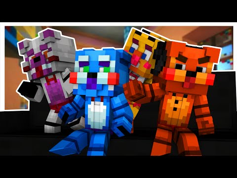 BABY TOY FIVE NIGHTS AT FREDDY'S! | Minecraft Who's Your Daddy Roleplay
