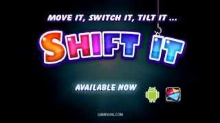 Shift It - Sliding Puzzle YouTube video