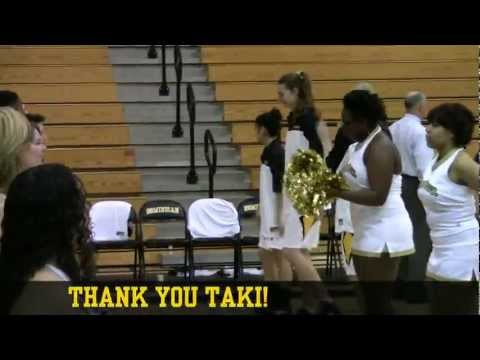 Dominican Women's Basketball Senior Night - Feb. 25