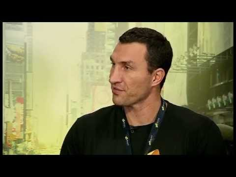 WATCH: Wladimir Klitschko-Uncensored and Outspoken Interview (Video)