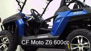 6. CF Moto Z6 600cc Side by Side