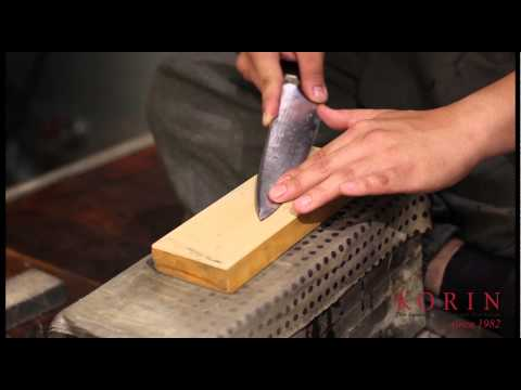 learn how to sharpen episode 16 70 30 edge chef knife revisited watch the video. Black Bedroom Furniture Sets. Home Design Ideas
