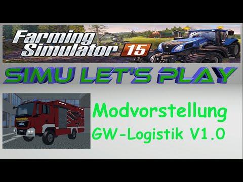 Firetruck logistiks v1.0