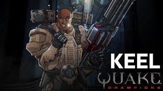 Видео к игре Quake Champions из публикации: Quake Champions — знакомьтесь, Keel