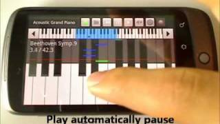 xPiano+ YouTube video