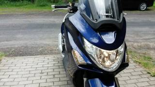 9. KYMCO 500 Xciting me