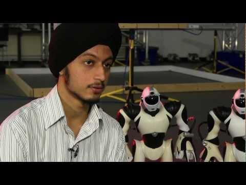 Ich bringe Roboter zum Leben - Robotik UWE