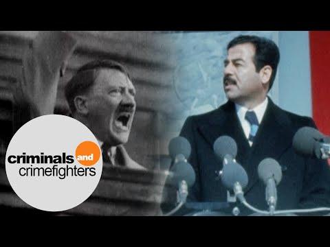 Evolution of Evil: The Story of Adolf Hitler and Saddam Hussein
