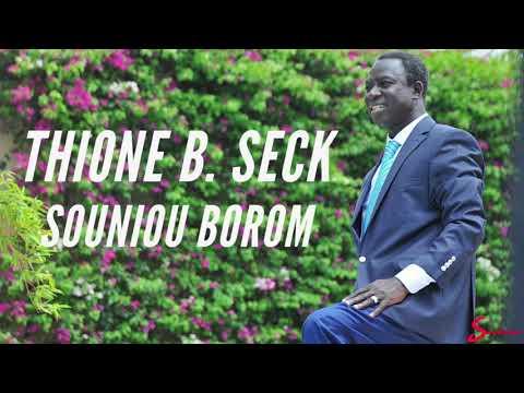 Thione B. Seck - Souniou Borom (Audio)