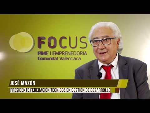 José Mazón, Presidente de Adlypse CV en #Focuspyme Alicante 2018