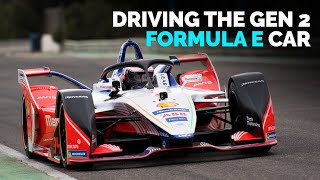 Formula E Track Day: I Got To Drive It And It Was AWESOME! | Carfection by Carfection