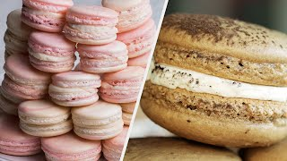 5 Macaron Recipes Every Dessert Lover Should Try • Tasty by Tasty