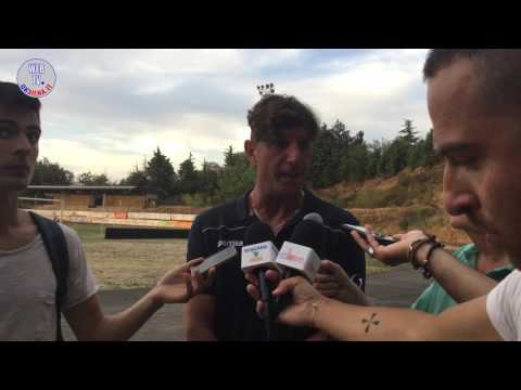 Robur Siena-Gavorrano: le interviste nel dopo gara - amichevole 2017