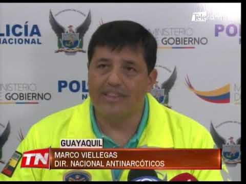 18 detenidos por droga en dos operativos de la policía