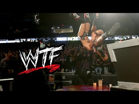 WTF Moments: NXT TakeOver Chicago (видео)