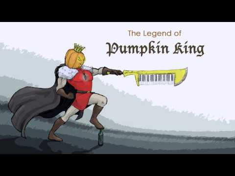 The Legend of Pumpkin King - The Reaper of Notes