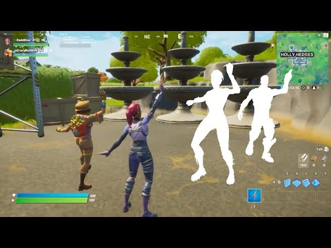 Last Forever *SYNCED EMOTE* Gameplay in Fortnite Battle Royale