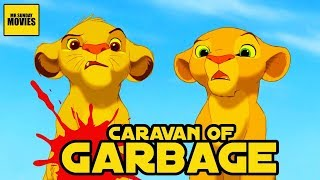 Mason Hates The Lion King -  Caravan Of Garbage