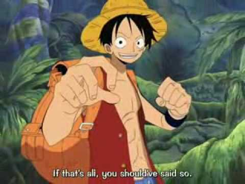 Luffy songs