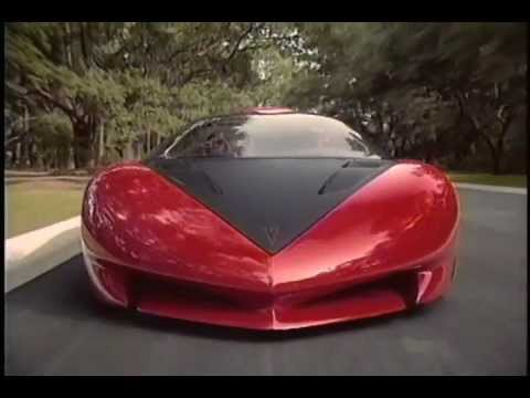 Pontiac - The Banshee was a vision for what the Firebird could become. Of course, this concept car could never be built exactly, too low on the road and it wouldn't pa...
