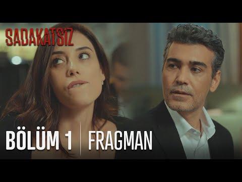 Sadakatsiz İlk Tanıtım   7 Ekim Çarşamba Kanal D'de!