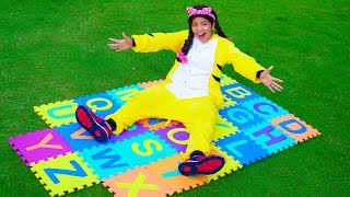 Video ABC Alphabet Phonics Song Nursery Rhymes for Kids MP3, 3GP, MP4, WEBM, AVI, FLV April 2019